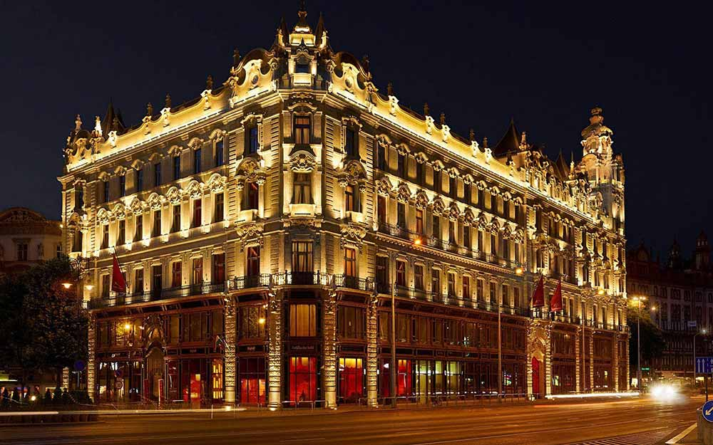 Budapest's Matild Palace to be Luxury Collection Hotel