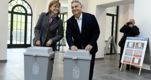 Local Elections – Orbán Casts Ballot