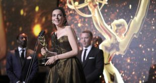 Marina Gera Bags First Ever Hungarian Emmy Award for Role in 'Eternal Winter'