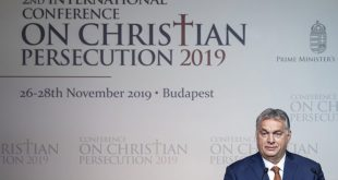 Orbán: Europe Can Only Be Saved by Returning to Christianity