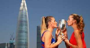 Tennis History: Babos Wins Doubles World Champion Title Third Time in a Row