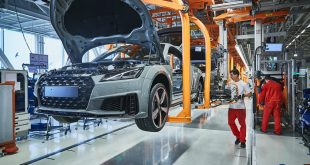 Coronavirus: Audi Hungaria Plant to Shut Down Next Monday